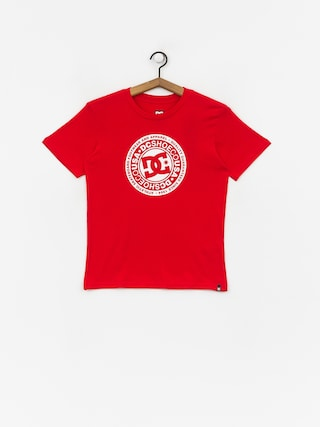 T-shirt DC Circle Star (racing red)