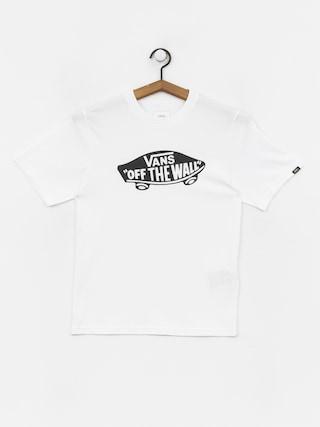 T-shirt Vans Otw (white/black)
