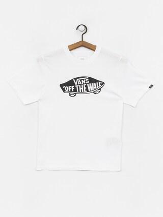 T-shirt Vans Otw Jr (white/black)