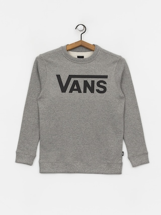 Bluza Vans Classic Crew (cement heather/black)