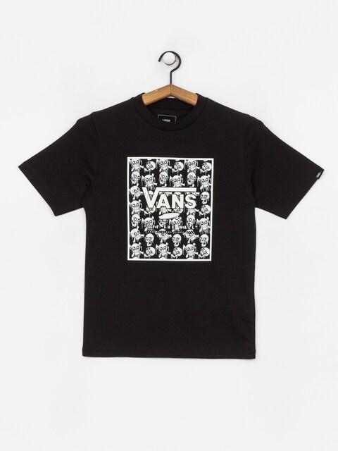 T-shirt Vans Print Box