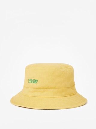 Kapelusz Brixton Simmons Bucket Hat (yellow)