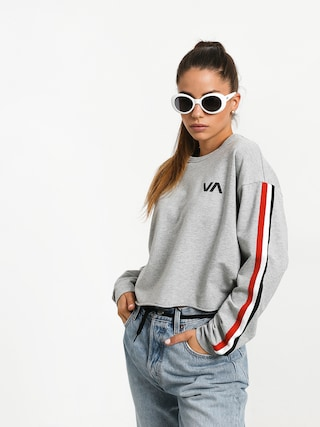 Bluza RVCA Ringside Sweatshirt (heather grey)