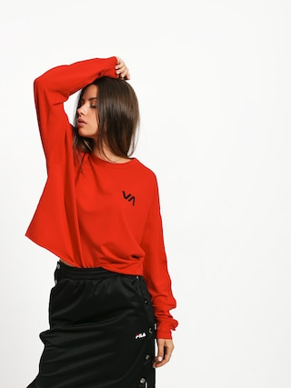 Bluza RVCA Ringside Sweatshirt (red)