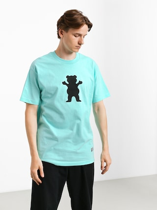 T-shirt Grizzly Griptape Og Bear (miny/black)