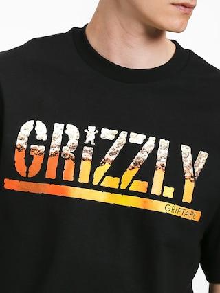 T-shirt Grizzly Griptape Brew (black)