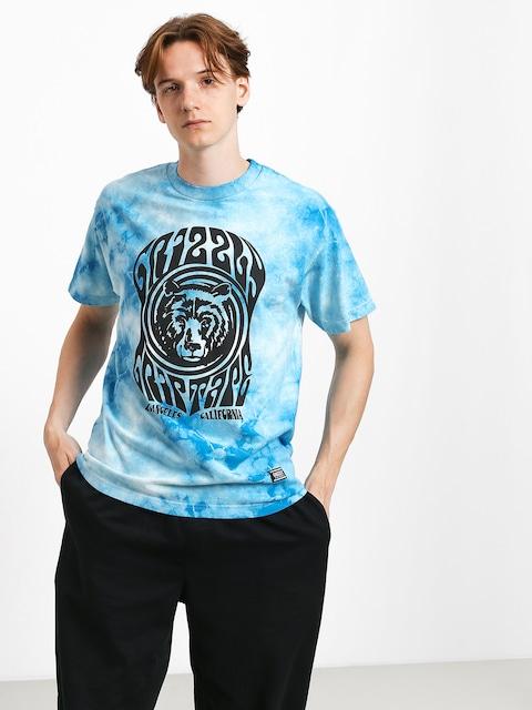 T-shirt Grizzly Griptape Vertigo (tie dye)