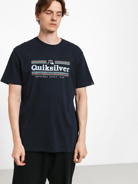T-shirt Quiksilver Get Buzzy (sky captain)