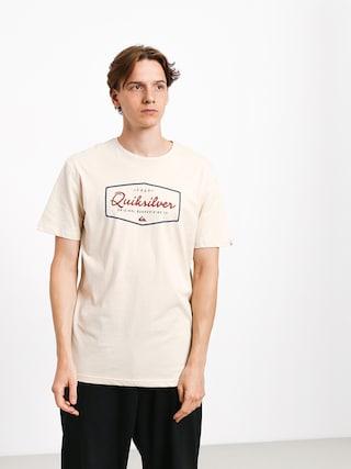 T-shirt Quiksilver Inside Lines (brazilian sand)