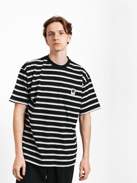 T-shirt Polar Skate Stripe Pocket
