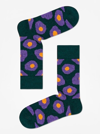 Skarpetki Happy Socks Wool Sunny Side Up (dark green)