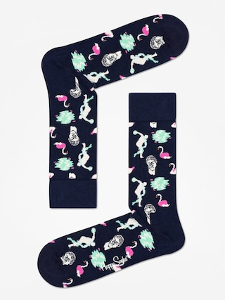 Skarpetki Happy Socks Park (navy)