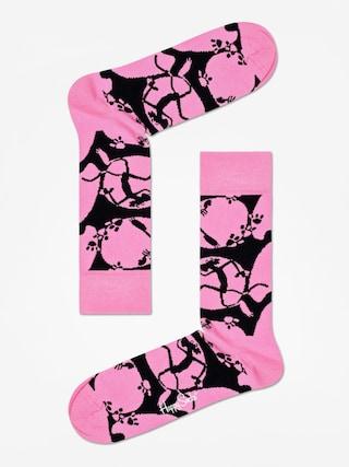 Skarpetki Happy Socks Pink Panther Pink A Boo (pink)