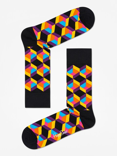 Skarpetki Happy Socks Optiq Square