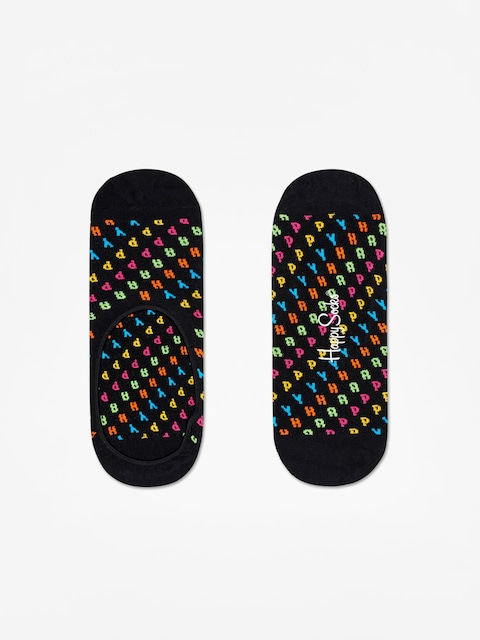 Skarpetki Happy Socks Happy Liner (black)