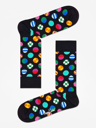 Skarpetki Happy Socks Clashing Dot (black/multi)