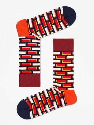 Skarpetki Happy Socks Brick (red/white)