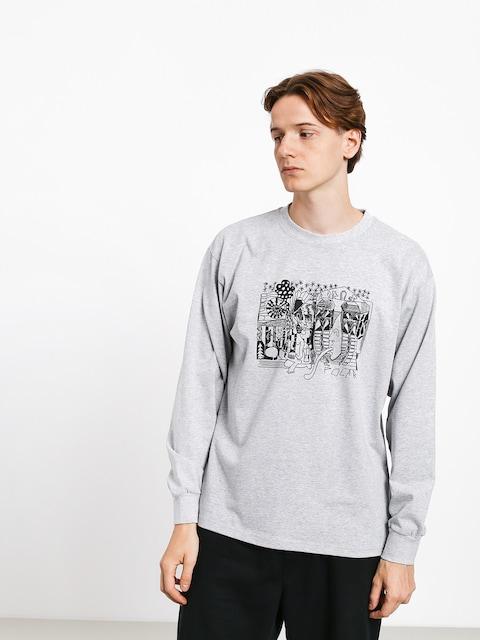 Longsleeve Polar Skate Tk (sports grey)
