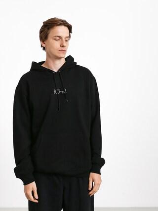 Bluza z kapturem Polar Skate American Fleece HD (black)