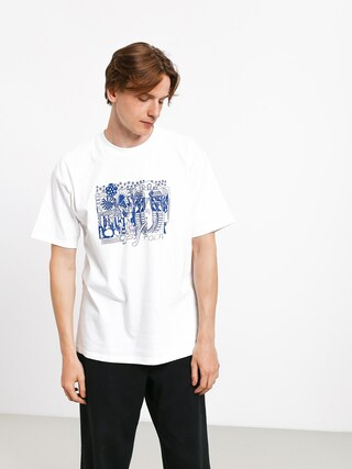 T-shirt Polar Skate Tk (white)