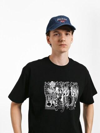 T-shirt Polar Skate Tk (black)
