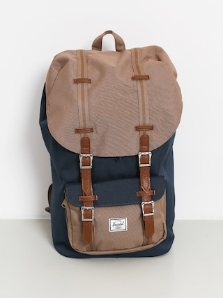 Plecak Herschel Supply Co. Little America (navy/pine bark/tan)