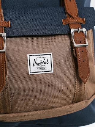 Plecak Herschel Supply Co. Little America (navy/pine bark/tan)