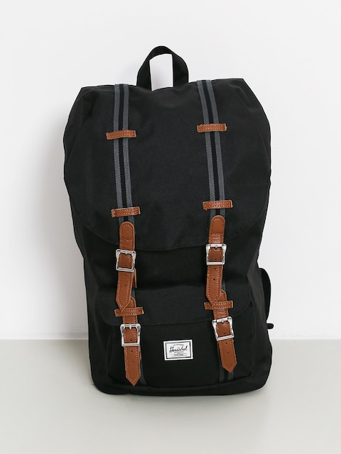 Plecak Herschel Supply Co. Little America (black/black/tan)