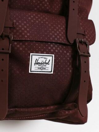 Plecak Herschel Supply Co. Little America (plum dot check)