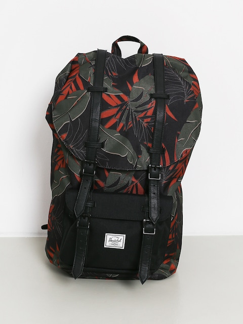 Plecak Herschel Supply Co. Little America (dark olive palm)