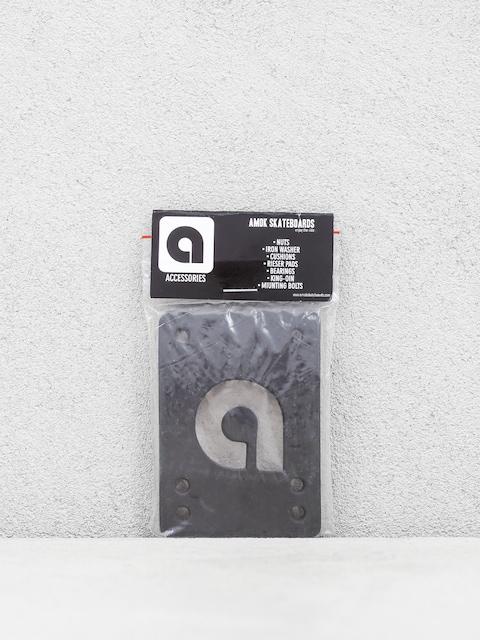 Podkładki Amok Icon (black)
