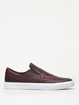 Buty Nike SB Zoom Janoski Slip Rm Crafted (mahogany/mahogany white gum light brown)
