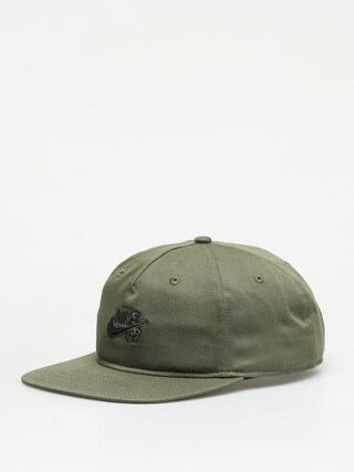 Czapka z daszkiem Nike SB Cap Pro (medium olive/sequoia/medium olive)