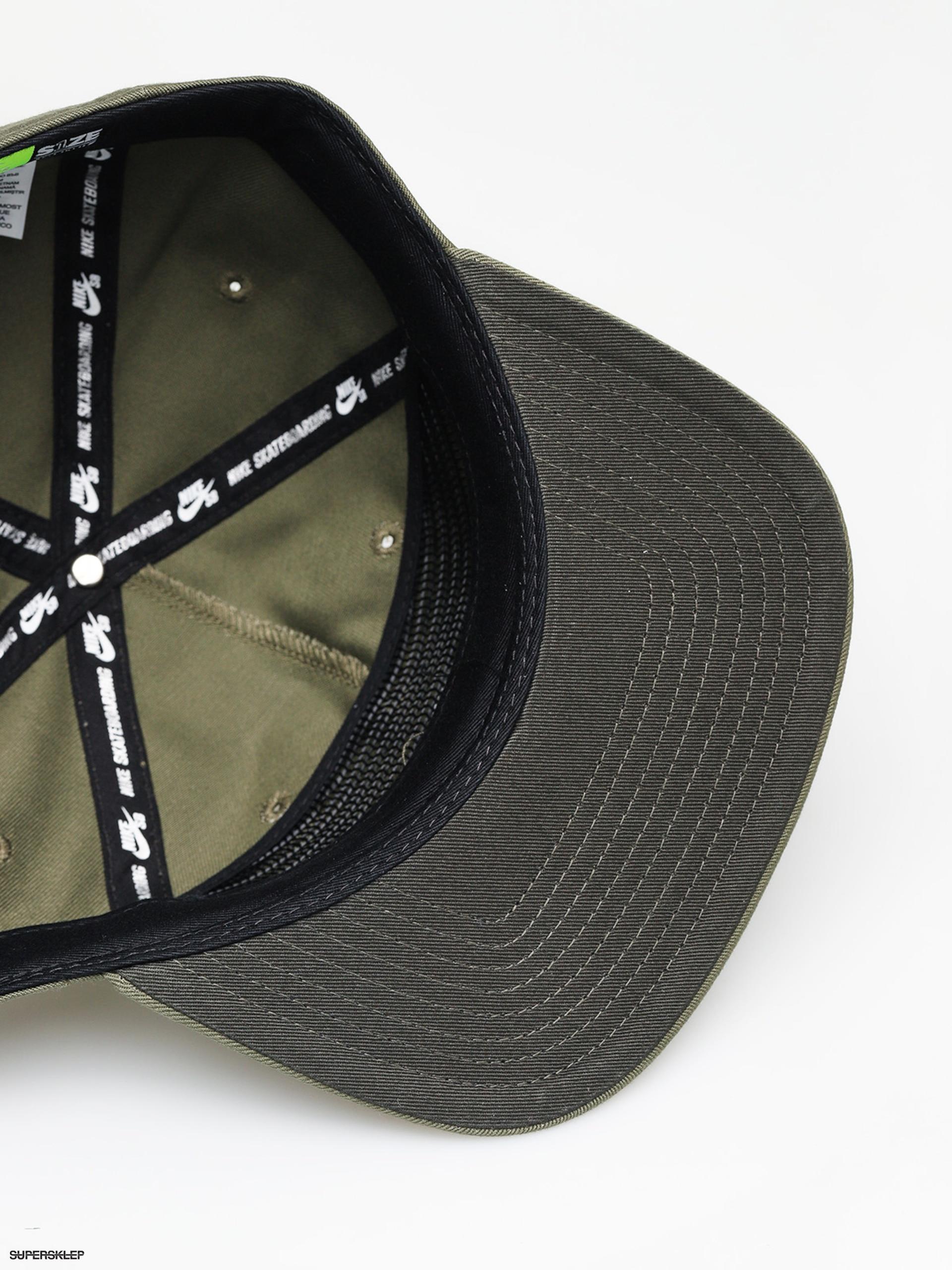65147c797 Czapka z daszkiem Nike SB Cap Pro (medium olive/sequoia/medium olive)