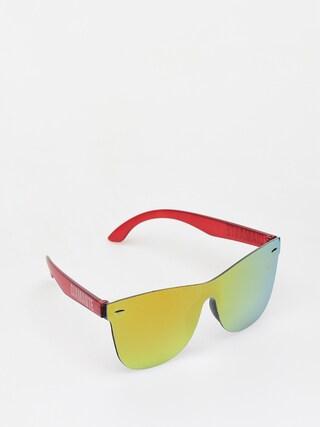 Okulary przeciwsu0142oneczne Diamante Wear Sunflower (red)