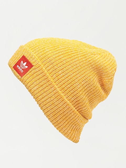 Czapka zimowa adidas Joebeanie2 (active gold/cream white/active orange)