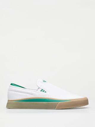 Buty adidas Sabalo Slip (ftwr white/bold green/gum4)