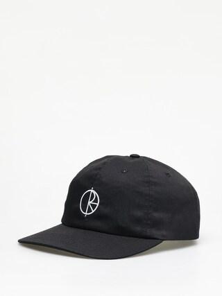 Czapka z daszkiem Polar Skate Stroke Logo ZD (black)