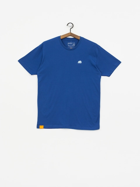 T-shirt Enjoi Small Blue Panda Patch (royal)