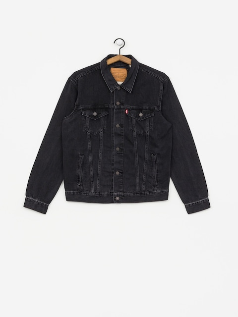 Kurtka Levi's The Trucker (liquorice)