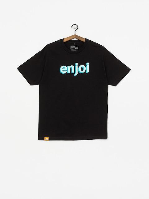 T-shirt Enjoi Helvetica Neue