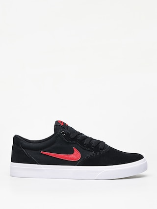 Buty Nike SB Chron Slr (black/university red)