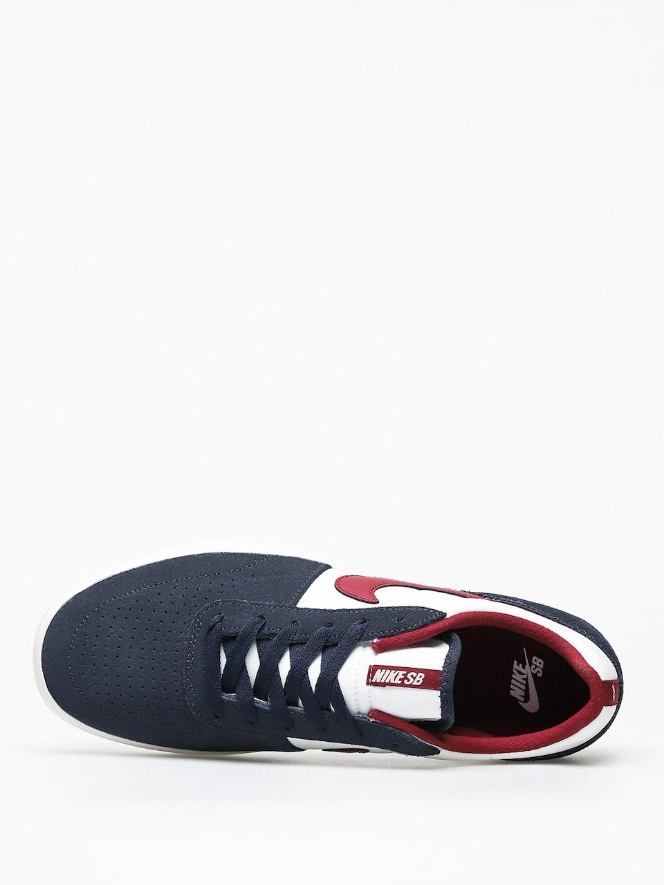 Buty Nike SB Team Classic (obsidianteam red summit white)