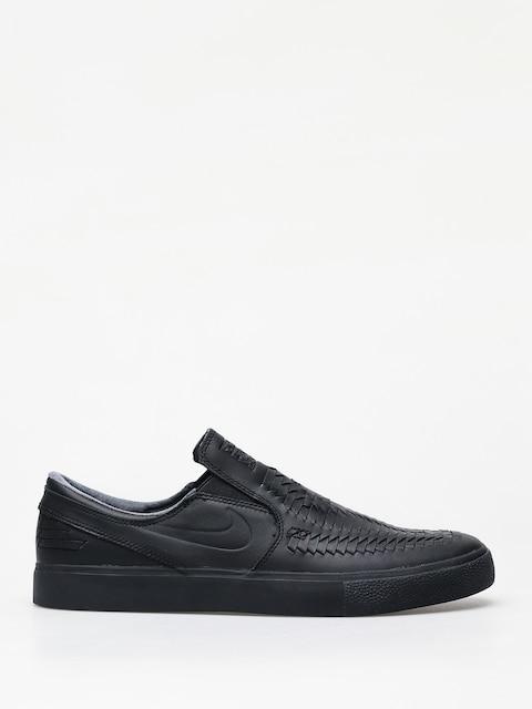 Buty Nike SB Zoom Janoski Slip Rm Crafted (black/black black black)