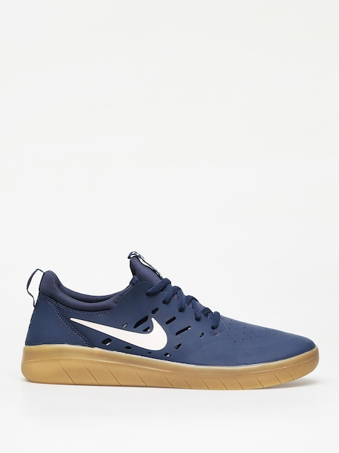 Buty Nike SB Nyjah Free (midnight navy/summit white midnight navy)