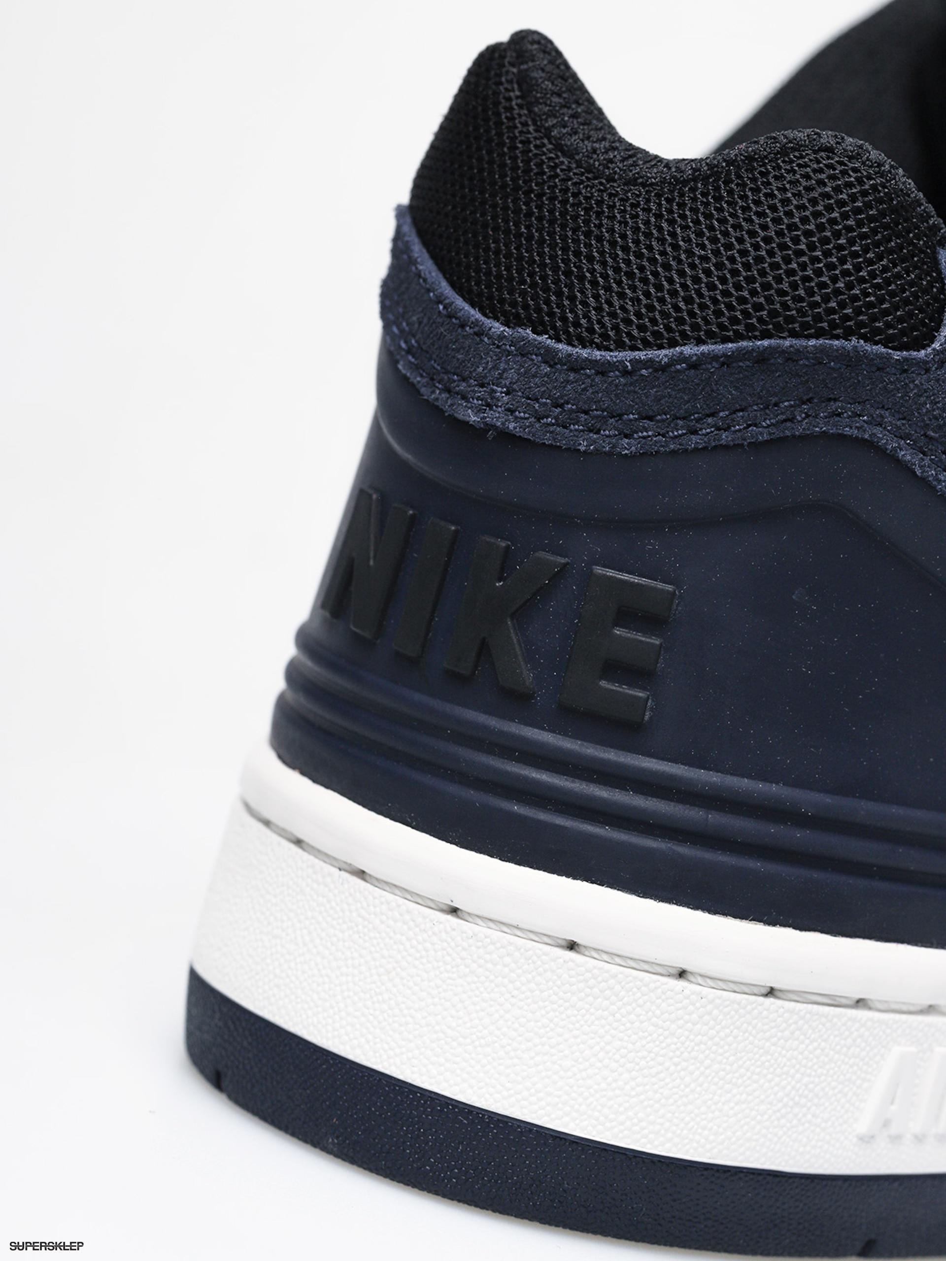 Buty Nike SB Air Force II Low (obsidianblack white celestial gold)