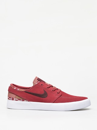 Buty Nike SB Zoom Janoski Rm Prm (cedar/mahogany multi color white)