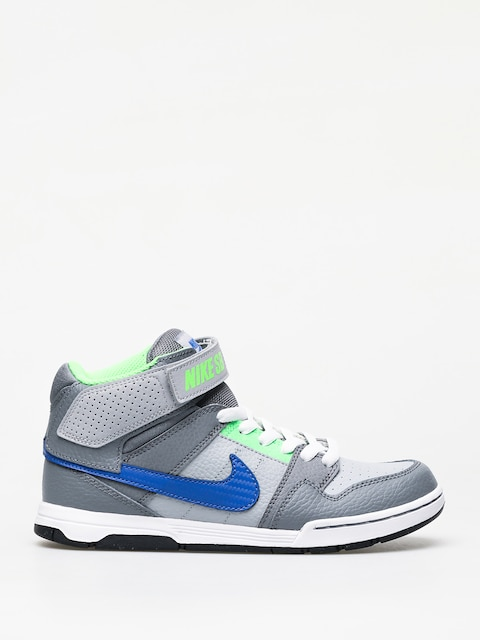 Buty Nike SB Mogan Mid 2 Jr Gs (wolf grey/game royal)