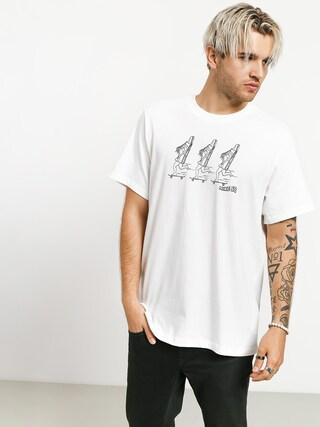 T-shirt Nike SB Dunks (white)