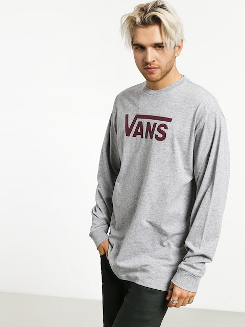 Longsleeve Vans Classic (athletic heather)